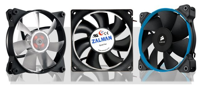 how to choose case fans